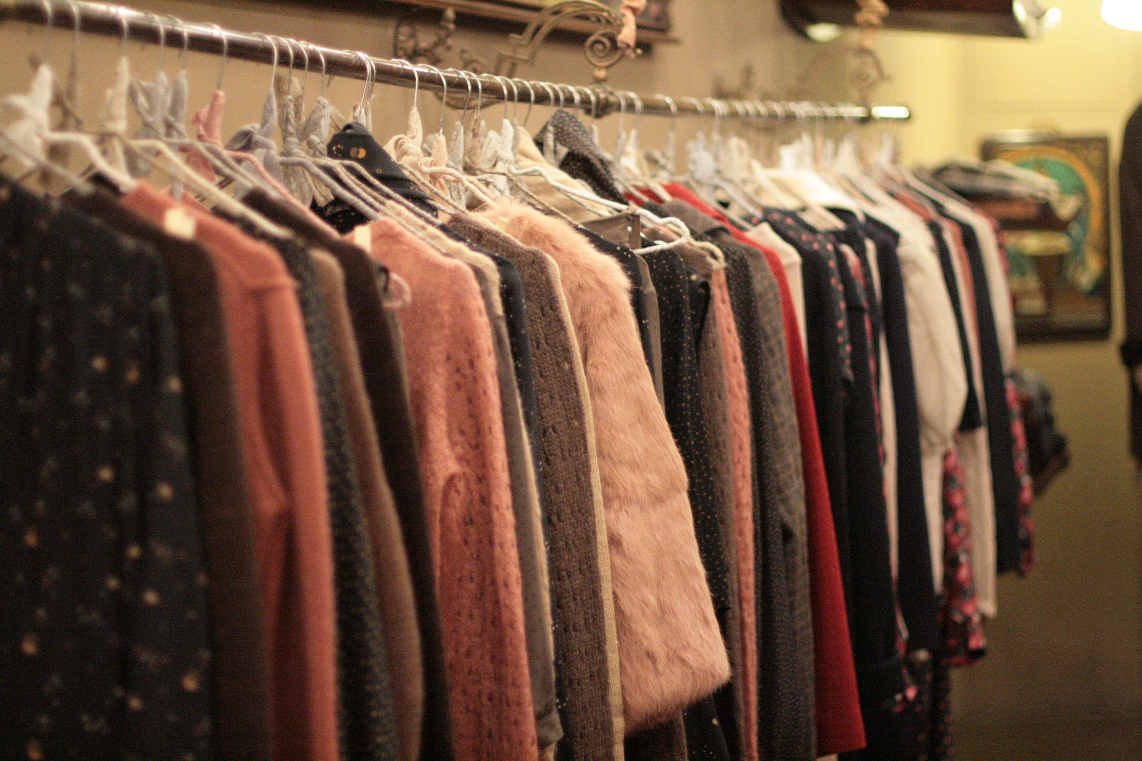 Grand vide-dressing dimanche 20 novembre