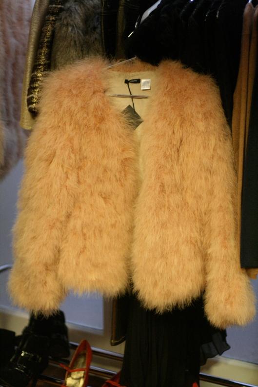 la redoute manteau plume