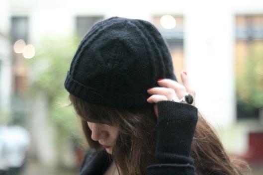 bonnet cachemire bompard