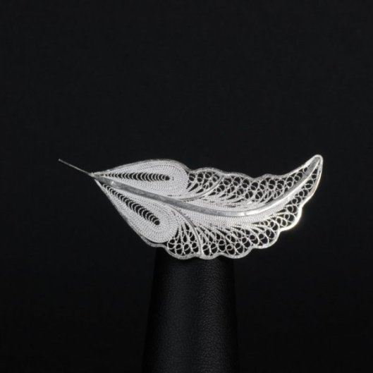 broche-feather