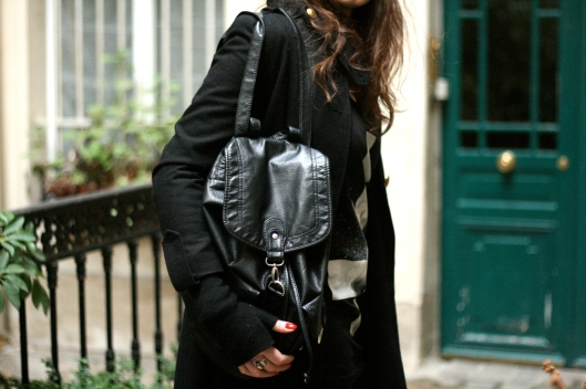 sac cartable cuir newlook