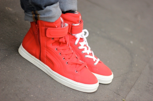 sneakers raf simmons
