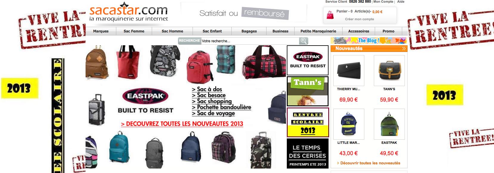 Concours : Gagnez un sac Eastpak avec   Le blog