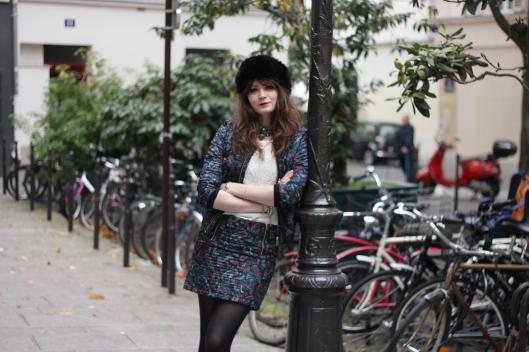 blogueuse la halle