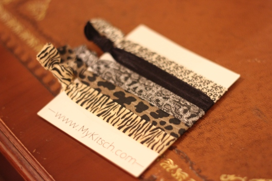 elastiques leopard