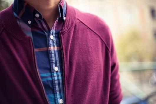 veste homme american vintage