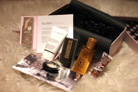 glossybox novembre