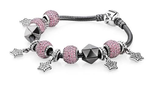 PANDORA-bracelet-oxydé