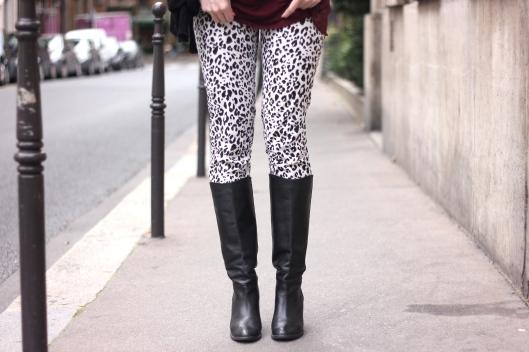 slim leopard