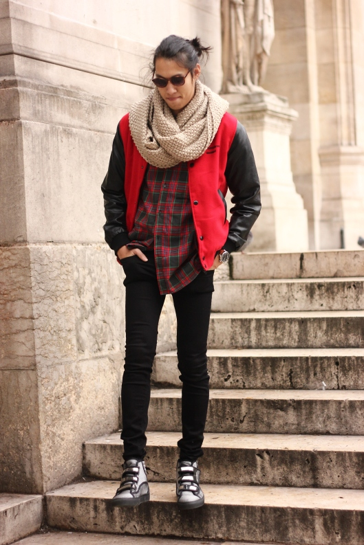 blog mode homme bombers