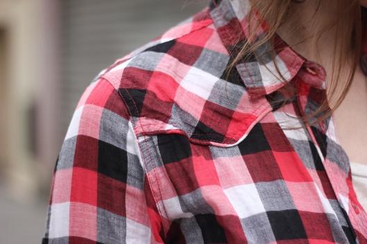 chemise bucheron blog