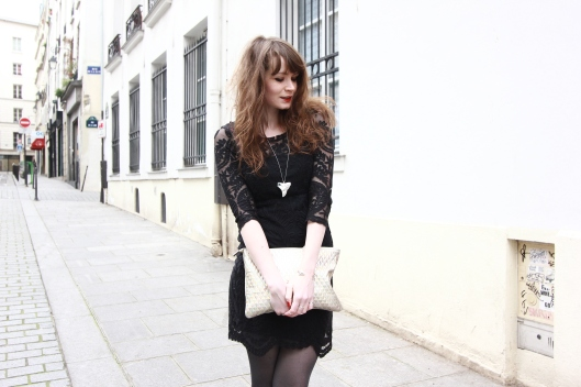iridiscent leather bag