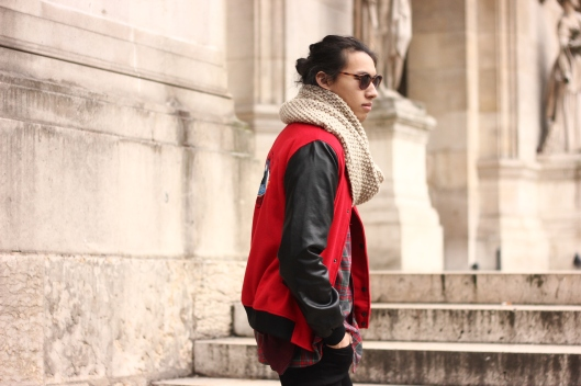look bombers homme