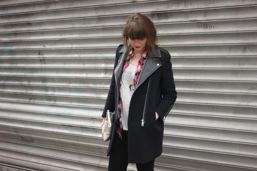 manteau perfecto sandro
