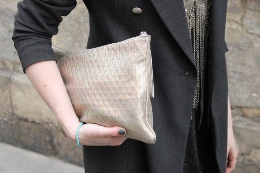 iridiscent bag