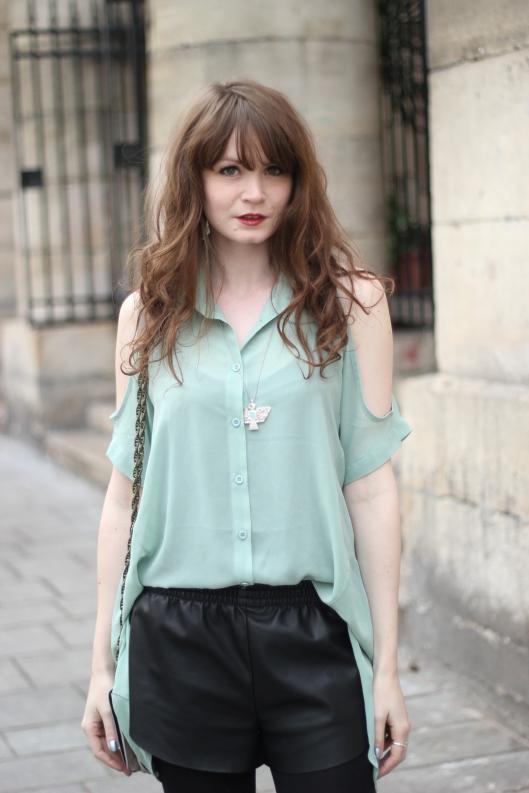 blog chemise epaules nues