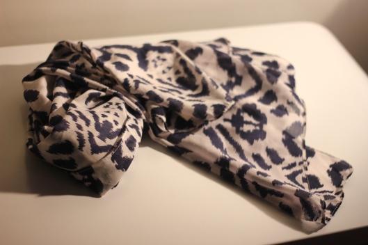 foulard azteque