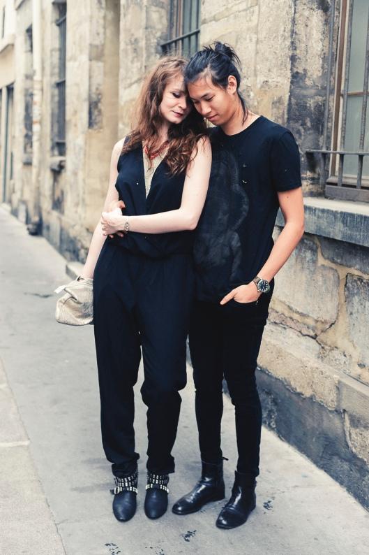couple rock