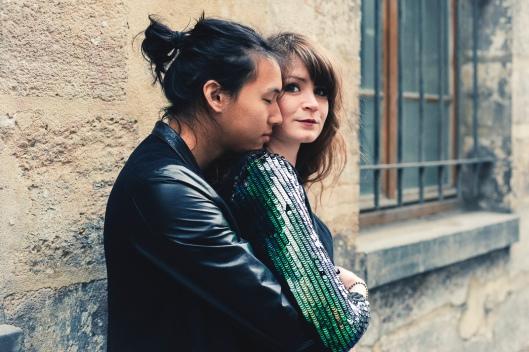 veste couple
