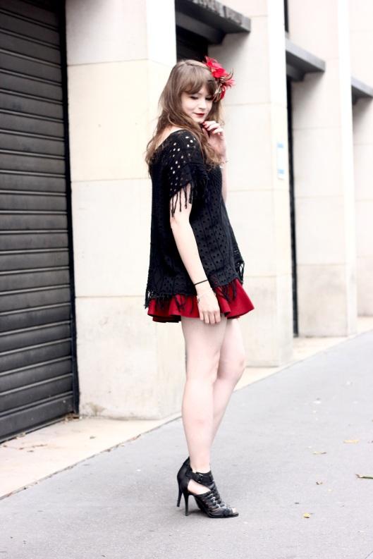blog mode rouge noir