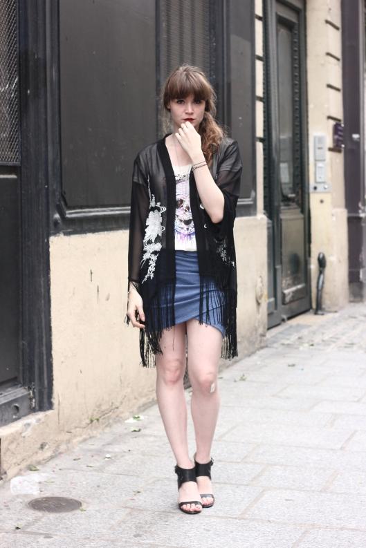 kimono blogueuse