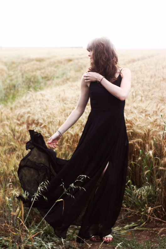 robe noire blog