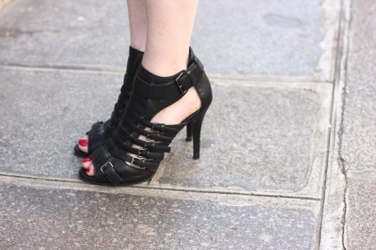 sandales rock zara