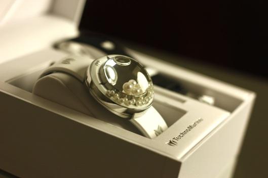 montre perles