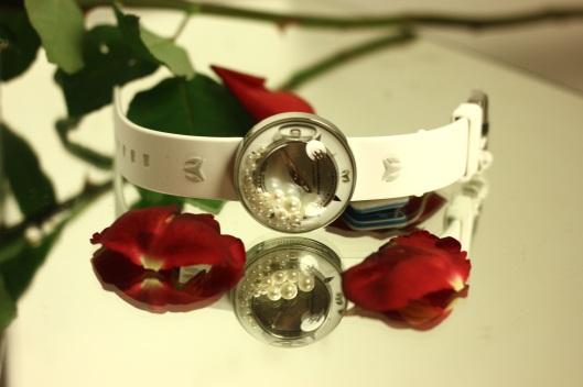 montre technomarine perles