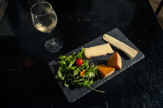 plancha fromage
