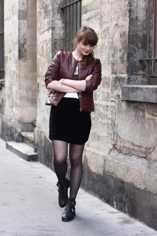 blog doudoune cuir