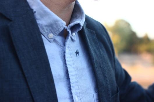 blog homme chemise