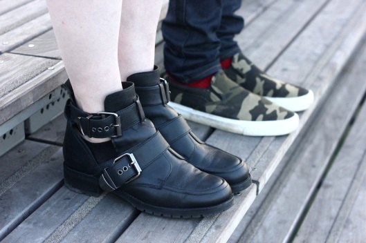 blog mode chaussures couple