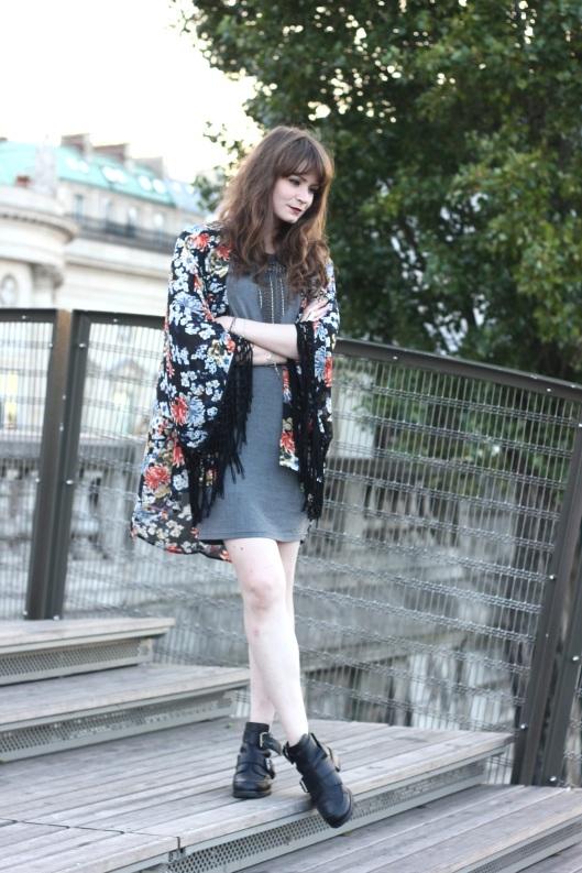 blogueuse kimono