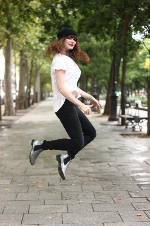 blogueuse saut
