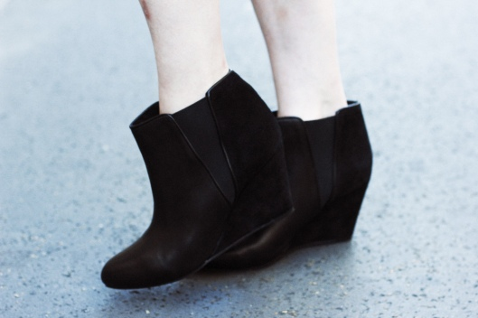 bottines cuir balsamik