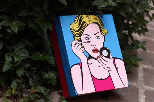 glossybox pop art