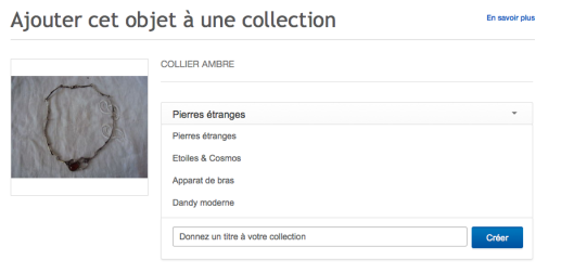 objet collections ebay