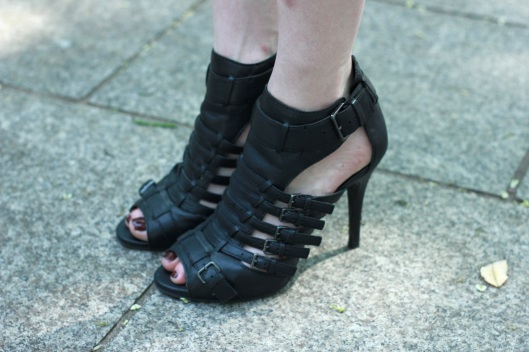 sandales sangles