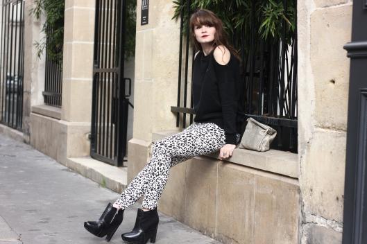 look slim leopard
