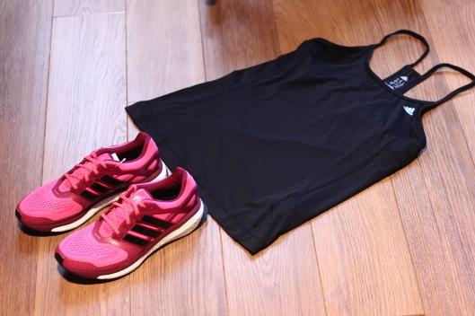 tenue sport adidas