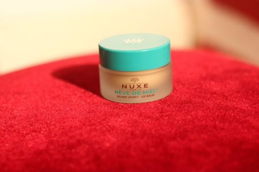 nuxe glossybox