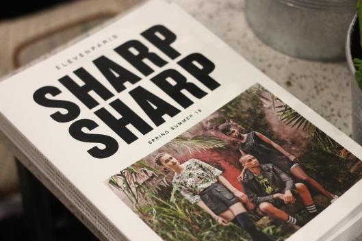 sharp sharp eleven