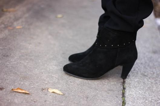 boots daim clous