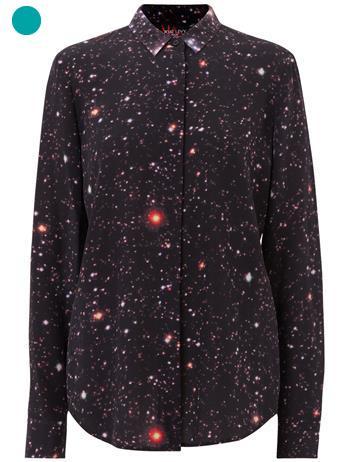 chemise galaxy