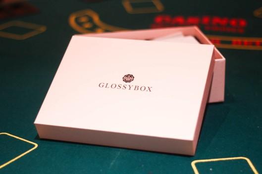 glossybox boite rose