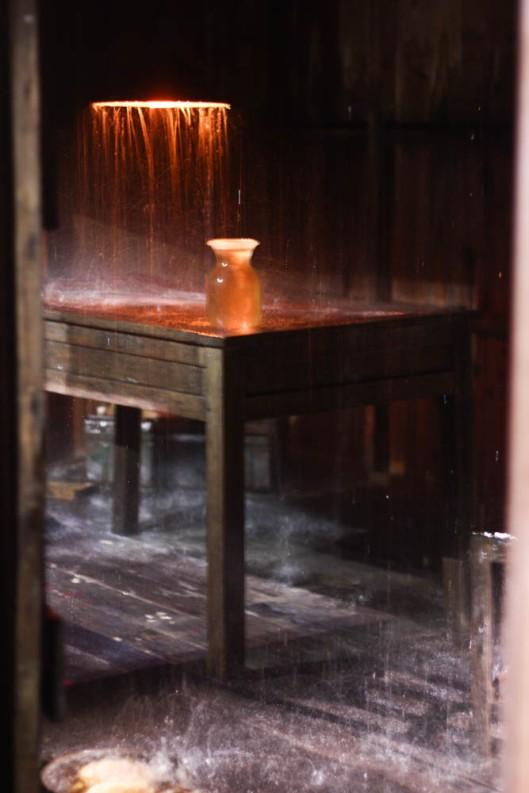 maison pleut dedans