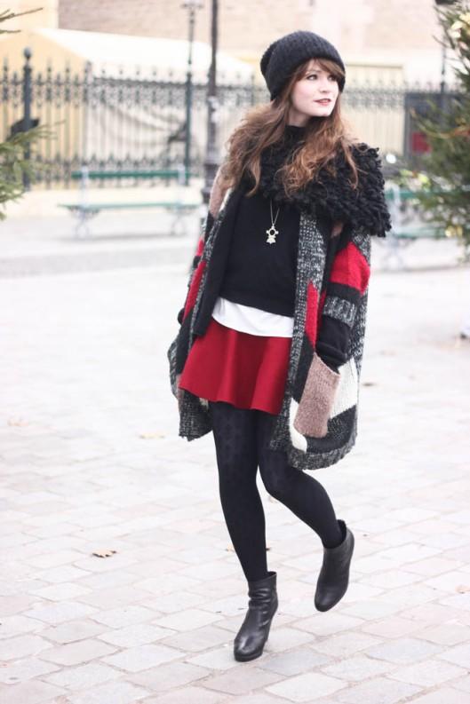 manteau gilet