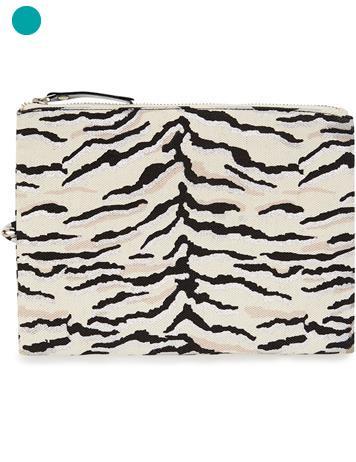pochette zebre