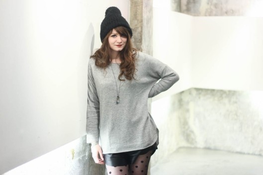 pull cachemire loose